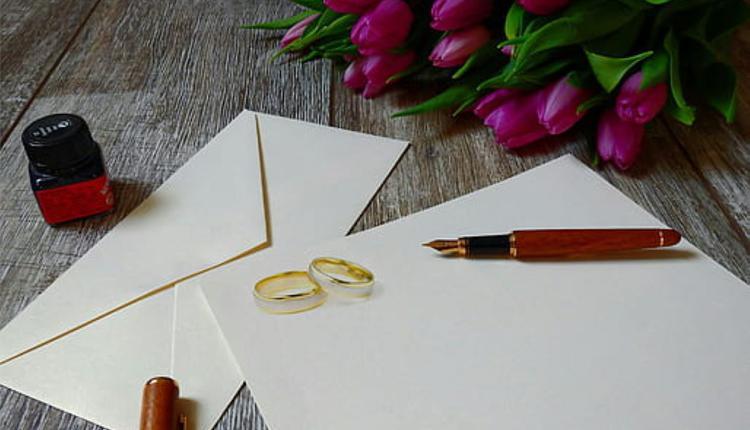 结婚戒指示意图(图片来源:Piqsels)