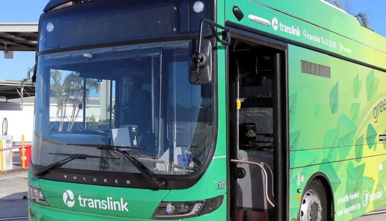 电动公交车