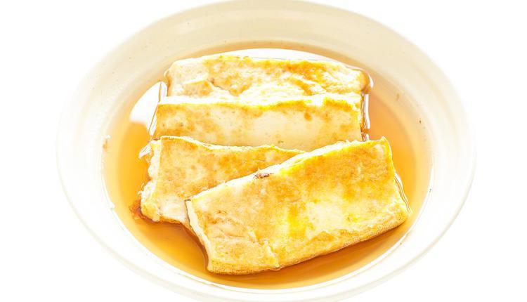 锅塌豆腐 豆腐