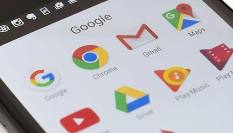 谷歌(Google)用户示意图(图片来源:网络)