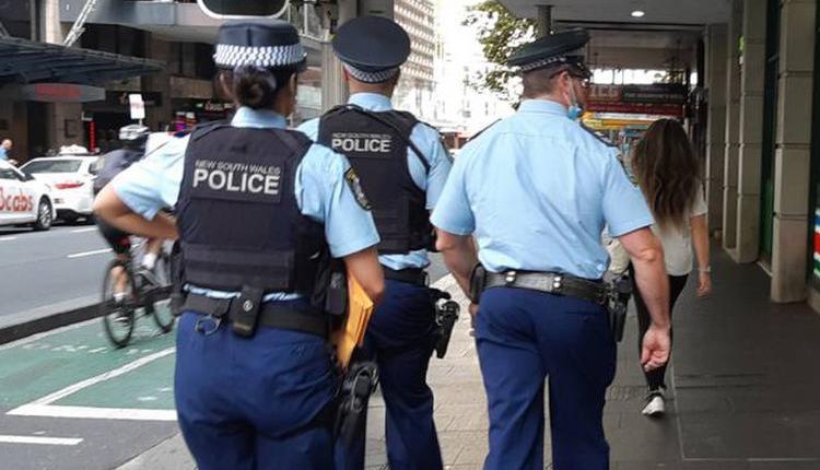 新州警察 NSW police