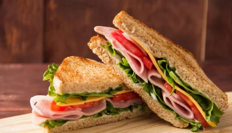 三明治,早餐