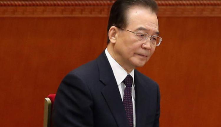 中国前国务院总理温家宝