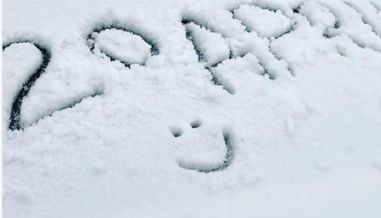 降雪,冬天
