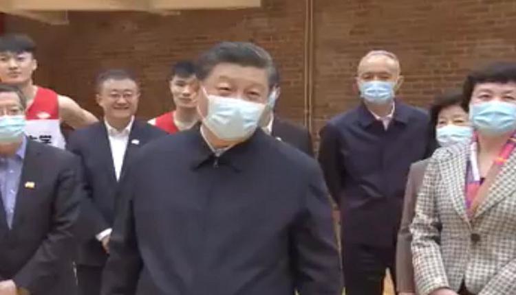 """习近平视察清华大学 内部""""面圣流程""""曝光"""