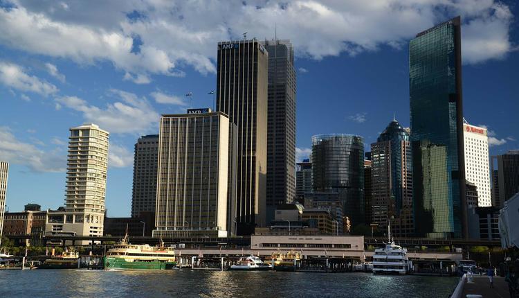 环形码头,悉尼