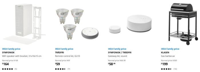 澳洲宜家IKEA正在进行限时大促,有不少商品甚至低于半价