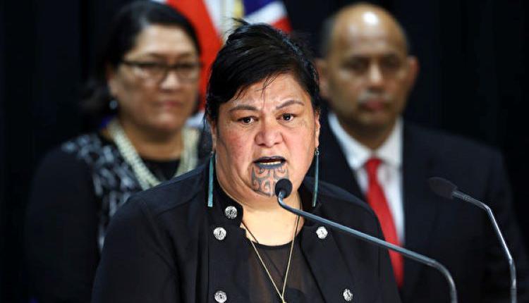 新西兰外长,Nanaia Mahuta,马胡塔