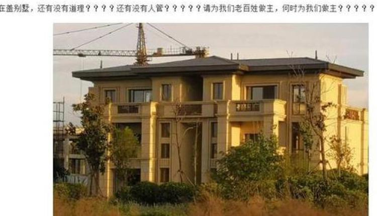 中国国画院建设的10栋20套艺术家公寓,被官方认定为违建别墅后没收