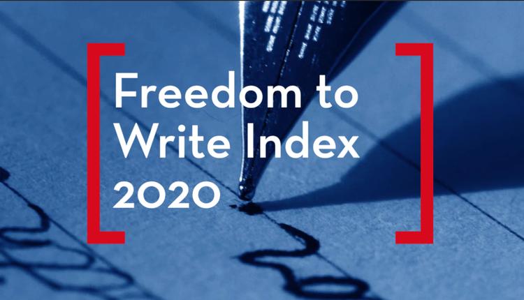 美国笔会发表2020年度全球写作自由度报告