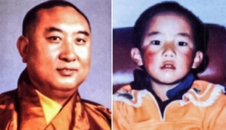 第十世班禅喇嘛和至今失踪的第十一世班禅喇嘛更敦确吉尼玛