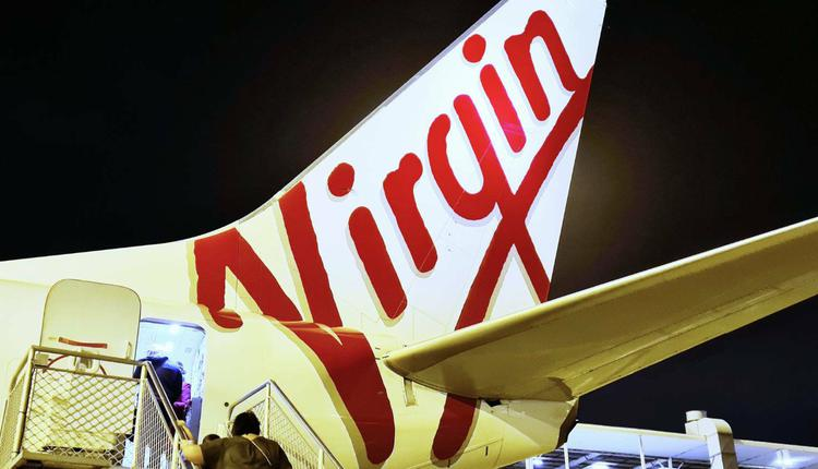 维珍澳洲航空公司,Virgin Australia,飞机,旅行