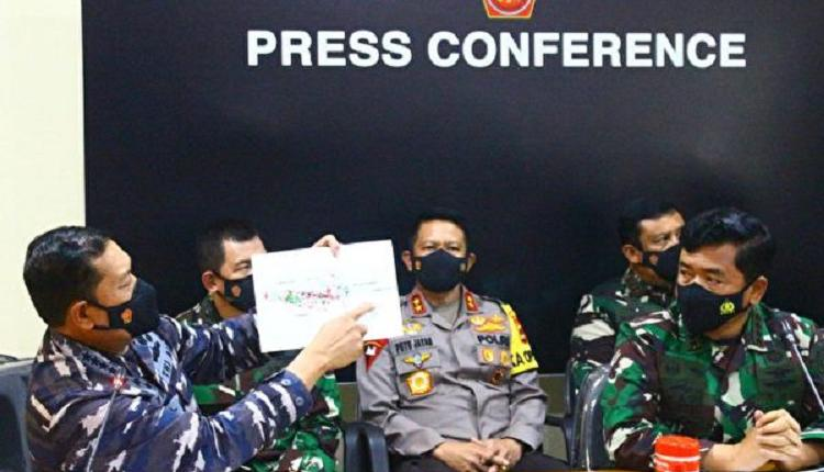 印尼宣布潜艇上的53人全部遇难