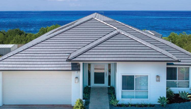 瓦片屋顶示意图 供图