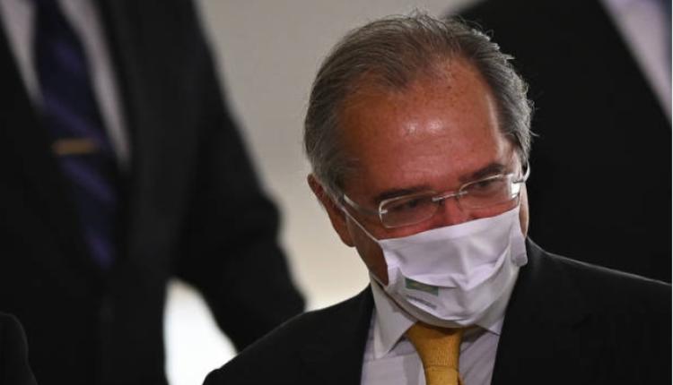 巴西经济部长葛德斯(Paulo Guedes)