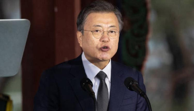 韩国总统,文在寅