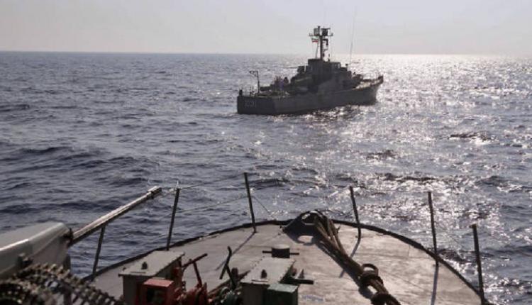 伊朗,军舰,军事演习,波斯湾