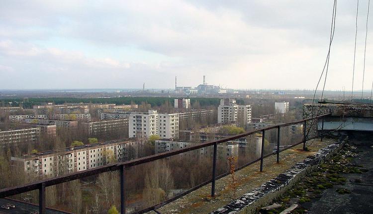 乌克兰切尔诺贝利核事故,切尔诺贝利核电站