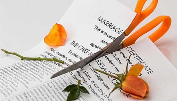 分手 婚姻失败示意图 (图片来源:Piqsels)