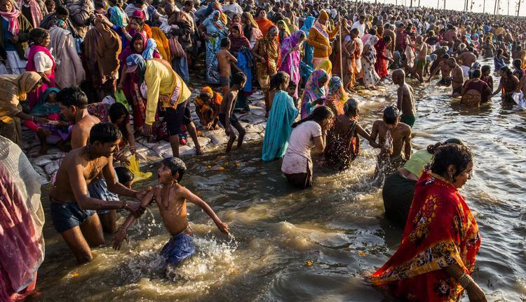 恒河 印度