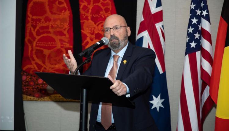 澳大利亚驻美国大使Arthur Sinodinos