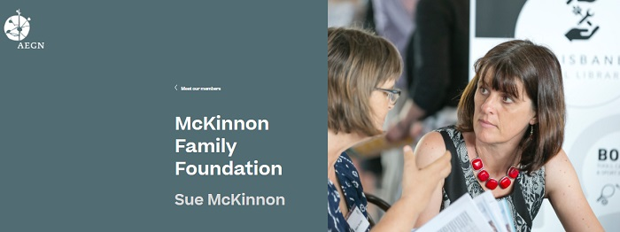 Sue McKinnon