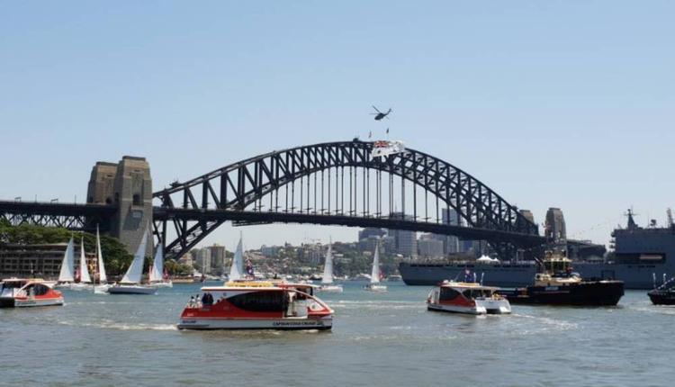 悉尼大桥 Sydney Harbour