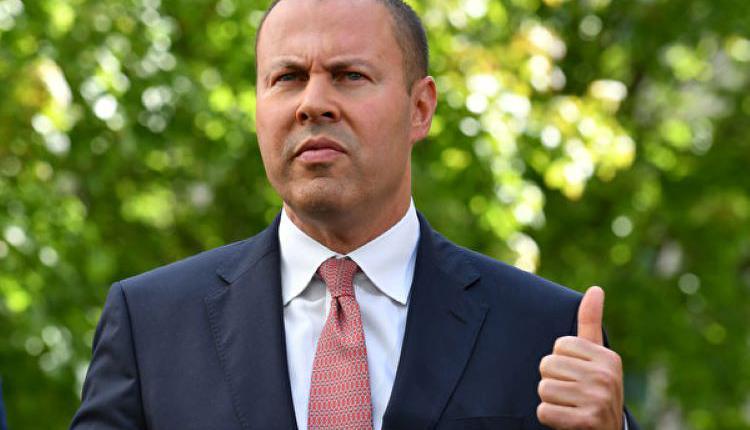 澳洲财长,财政部长,Josh Frydenberg