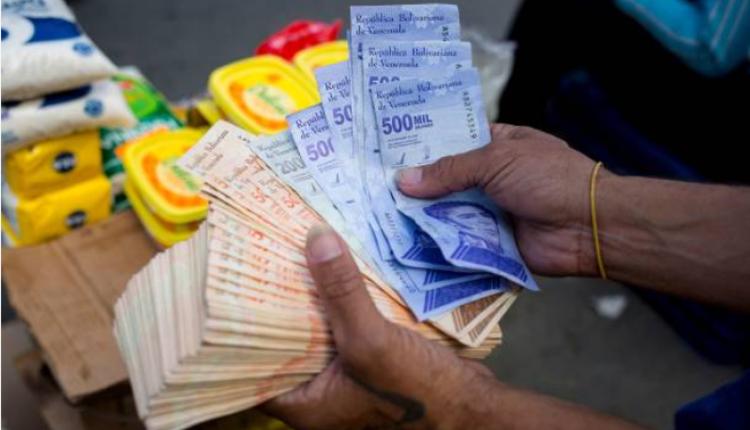 一度为产油富国的委内瑞拉,目前处于恶性通膨的第4年,经济衰退第8年。