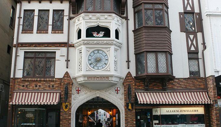 London Court 70, 珀斯商业街,珀斯商业物业,伦敦街