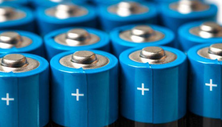 锂电池,锂