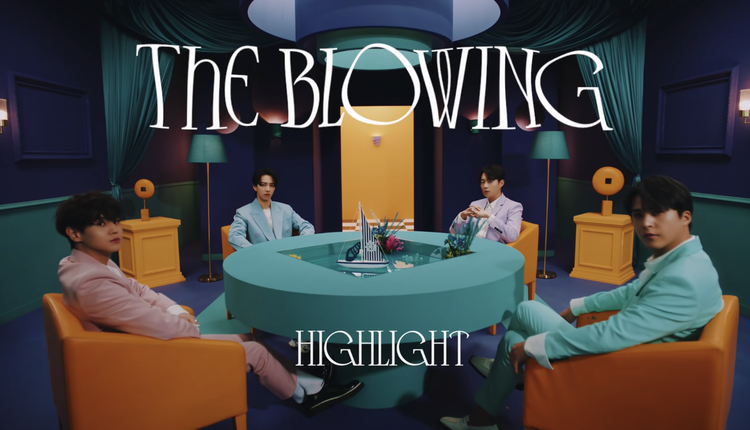 Highlight专辑《The Blowing》