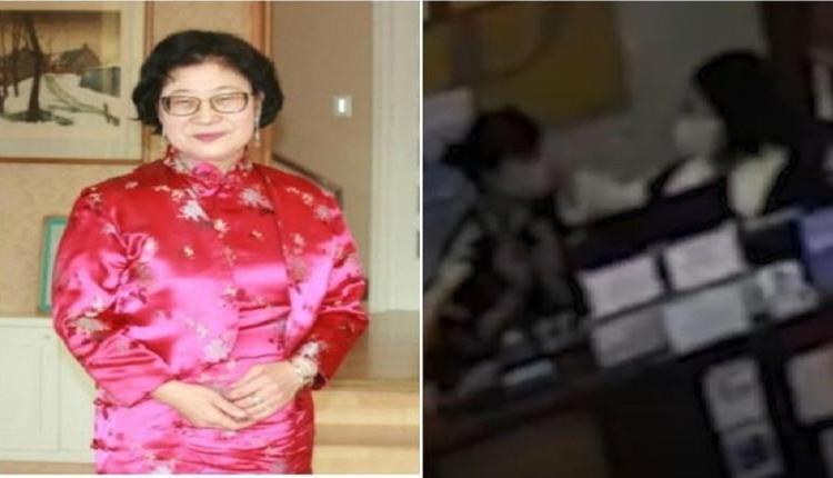 比利时大使中国妻韩国逞威 掌掴店员还未亲身道歉