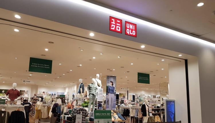 Uniqlo 优衣库 购物 商场