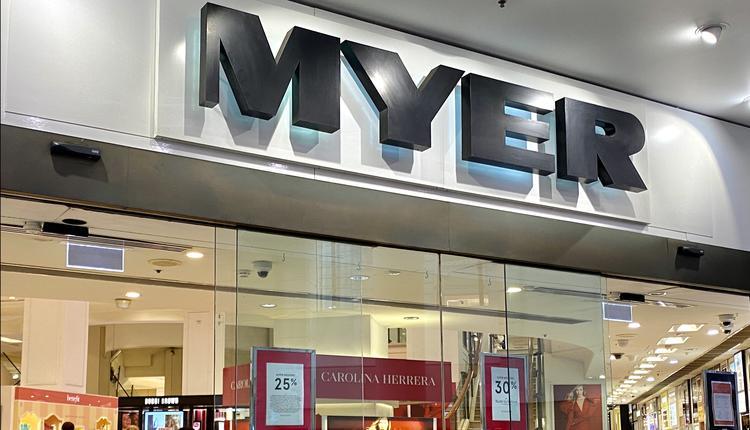 Myer 商场 购物
