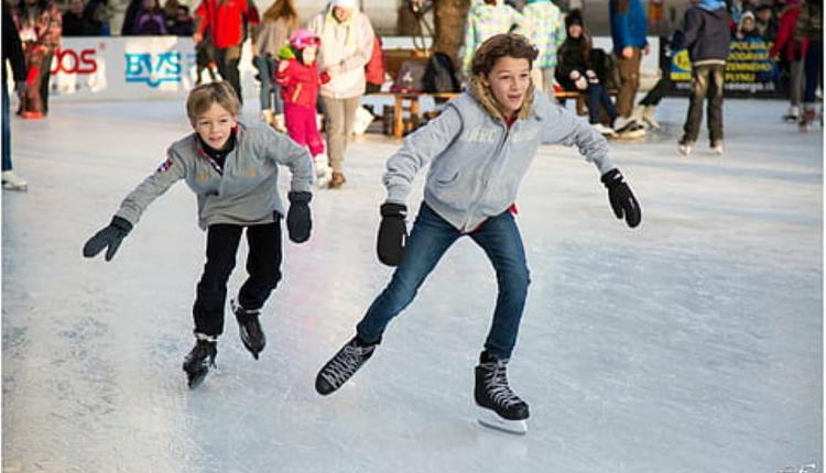 溜冰示意图 图片来源:Piqsels