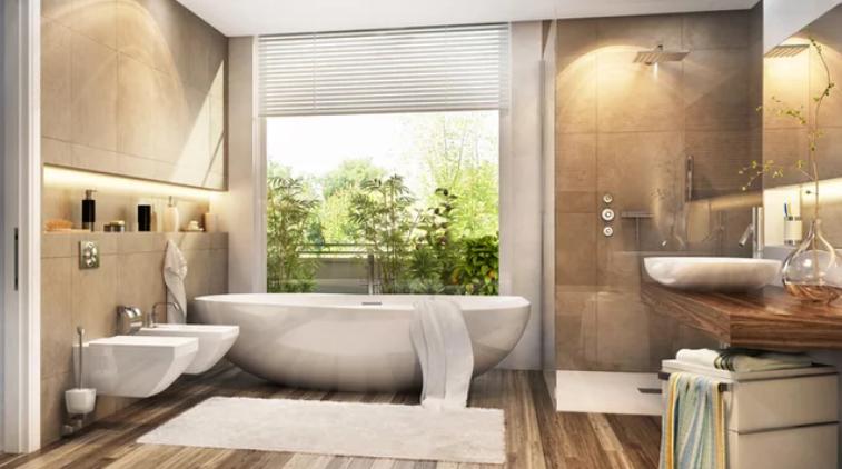 家居装修,北欧风,浴室,卫生间
