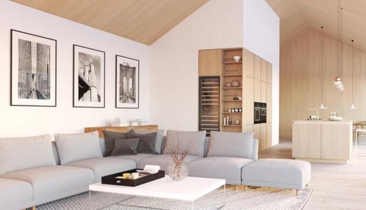 家居装修,北欧风,客厅