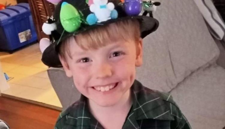 6岁的Deklan