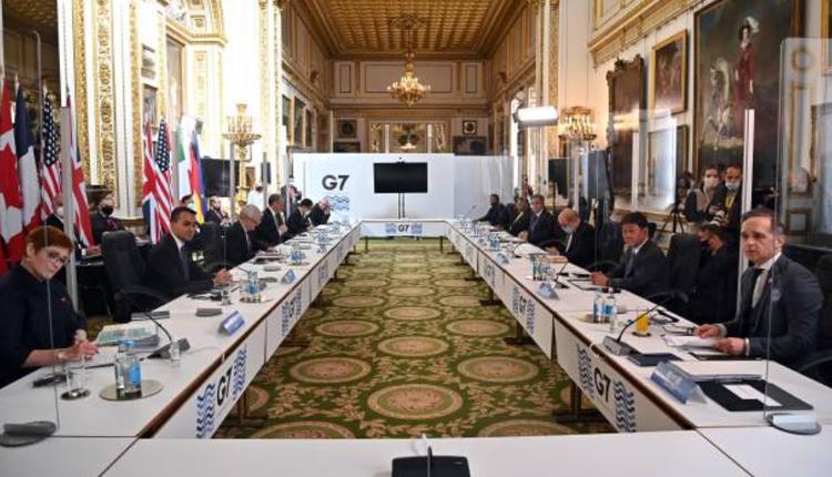 工业七国集团,G7
