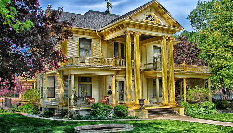 房屋,独立房,洋房,别墅