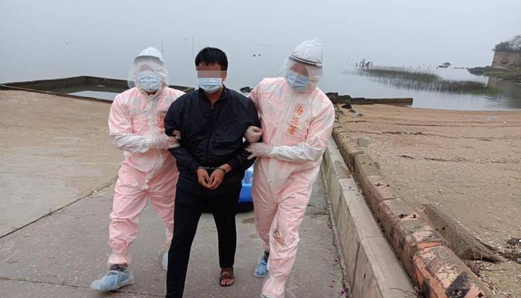 5天發生兩起中國人偷渡台灣