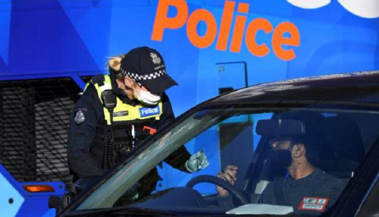 警察,澳洲警察,罚款
