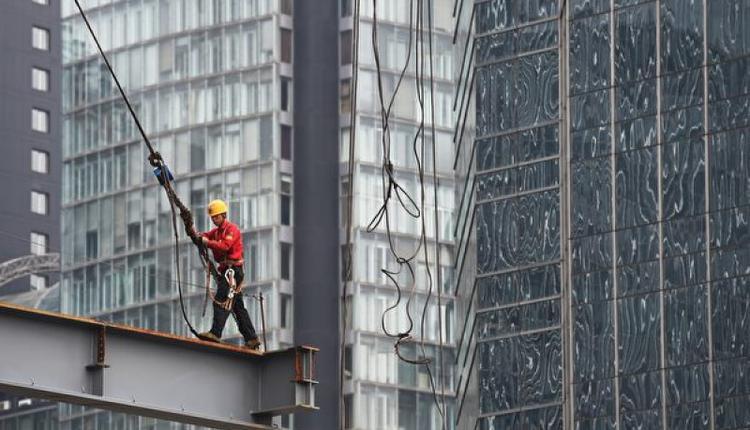 中国工人,楼市,经济