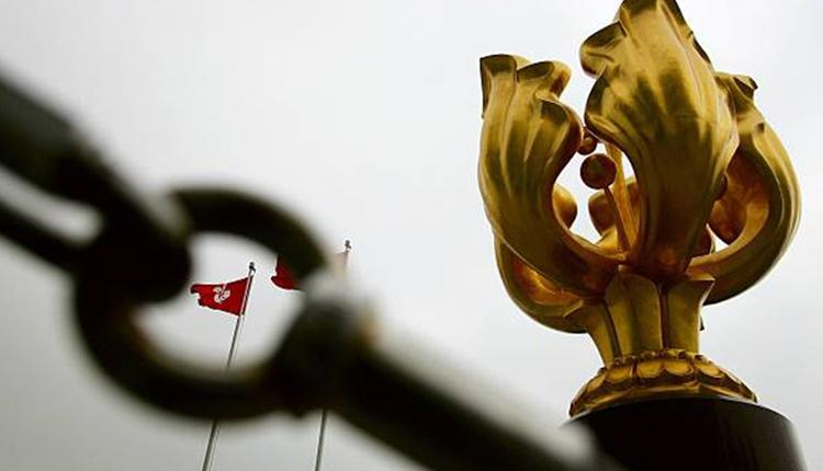 香港金紫荆广场