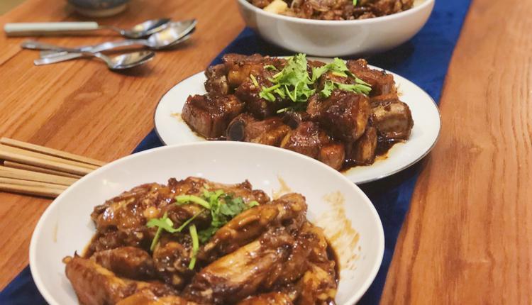 美食 鸡翅 红烧肉 食品