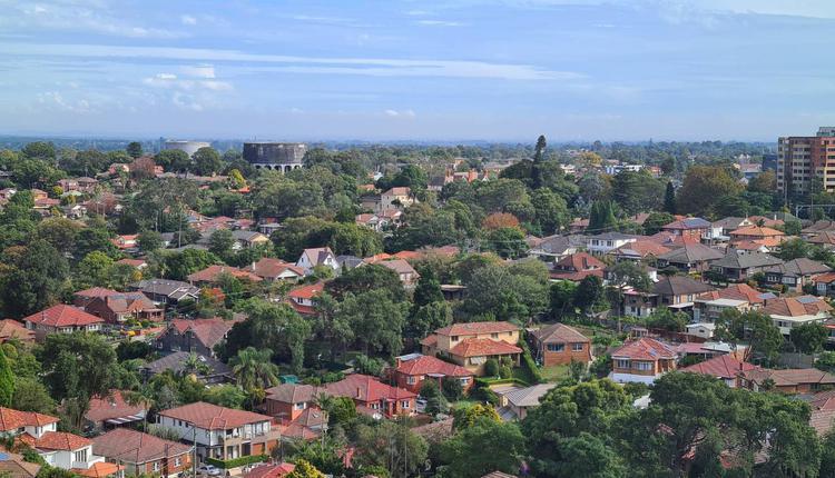 悉尼房产 地产 房市