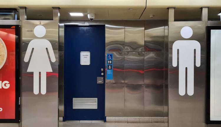 澳洲公厕 厕所
