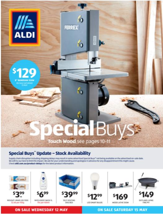 澳洲Aldi打折促销