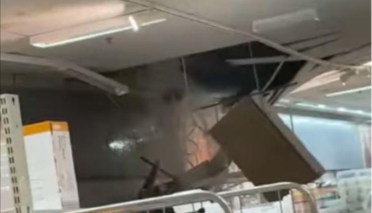 Kmart天花板塌陷
